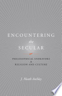 Encountering the Secular