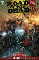 Road of the Dead: Highway to Hell #3 Book