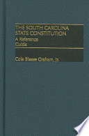 The South Carolina State Constitution