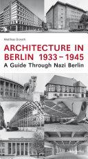 Architecture in Berlin 1933–1945