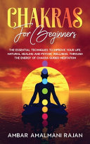 Chakra for Beginners Book PDF