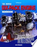 The Mopar Six-Pack Engine Handbook