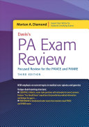 Davis S Pa Exam Review Book PDF