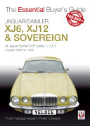 Jaguar Daimler XJ6  XJ12   Sovereign
