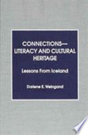 Connections--literacy and Cultural Heritage