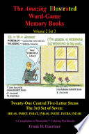 The Amazing Illustrated Word Game Memory Books Volume 2 Set 3 Book PDF