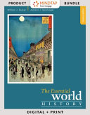 The Essential World History   Sources of World History  Volume II  5th Ed    MindTap History  1 Term 6 Months Access Card for Duiker Spielvogel s The Essential World History  Volume II  Since 1500  8th Ed  Book
