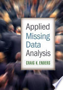 Applied Missing Data Analysis Book