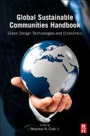 Global Sustainable Communities Handbook [Pdf/ePub] eBook