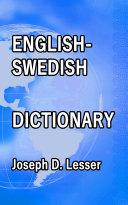 English / Swedish Dictionary Pdf/ePub eBook