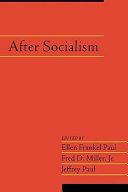 After Socialism  Volume 20  Part 1