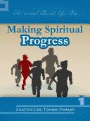 Pdf Making Spiritual Progress (Volume One) Telecharger