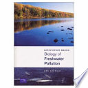Biology Of Freshwater Pollution