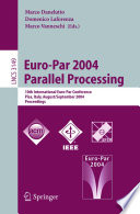 Euro Par 2004 Parallel Processing Book PDF