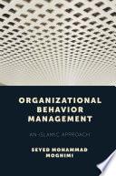 Organizational Behavior Management