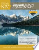 NIV   Standard Lesson Commentary   2020 2021