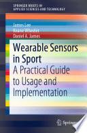 Wearable Sensors in Sport Book