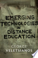 Emerging Technologies in Distance Education Book