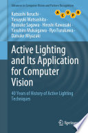 Active Lighting and Its Application for Computer Vision