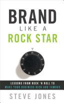 Pdf Brand Like A Rock Star Telecharger