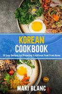 Korean Cookbok