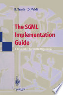 The SGML Implementation Guide
