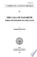 The Call of Nazareth