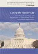 Closing the Teacher Gap