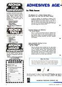 Adhesives Age Pdf/ePub eBook