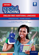 Books - Oxford Practical Teaching: English Fal Foundation Phase Teachers Resource (Paperback Including Free Audio Cd) | ISBN 9780199059751