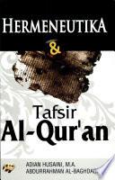 Hermeneutika & Tafsir Al Quran