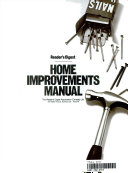 Home Improvements Manual