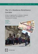 The U.S.-Honduras Remittance Corridor Pdf/ePub eBook