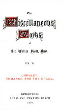 Pdf The Miscellaneous Works of Sir Walter Scott, Bart