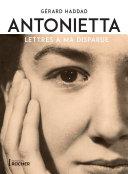 Antonietta Book