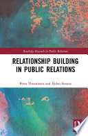 Relationship Building in Public Relations