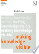 Making Knowledge Visible Book