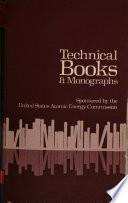 Technical Books & Monographs