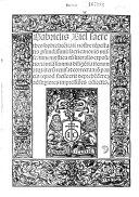 Gabrielis Biel... Sacri canonis misse tum mystica tum literalis expositio... (Carmen G. Haslachii)