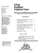 Pdf The Indian Historian