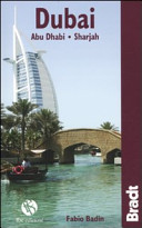 Guida Turistica Dubai. Abu Dhabi, Sharjah Immagine Copertina