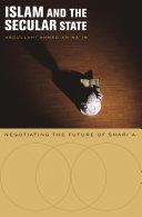 Islam and the Secular State Pdf/ePub eBook
