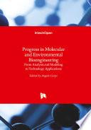 Progress in Molecular and Environmental Bioengineering Book