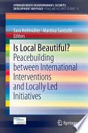Is Local Beautiful?