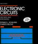 Electronic Circuits  Discrete   Integrated