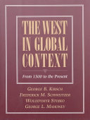 The West in Global Context