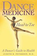 Dance Medicine Book PDF