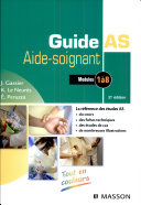 Guide AS, aide-soignant
