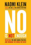 No Is Not Enough Pdf