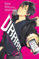 link to Durarara!! Re;Dollars arc in the TCC library catalog
